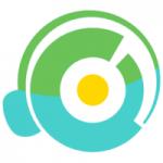 Logo da emissora Geração Forró