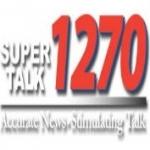 Logo da emissora KLXX 1270 AM