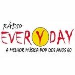 Logo da emissora Rádio Everyday