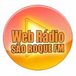 Logo da emissora Web Rádio São Roque FM
