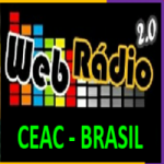 Logo da emissora Rádio CEAC Brasil