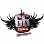 Logo da emissora 66 Brasil FM