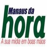 Logo da emissora Manaus Da Hora
