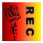 Logo da emissora Rádio Rec