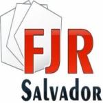 Logo da emissora FJR Salvador