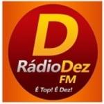 Logo da emissora Rádio Dez Pelotas