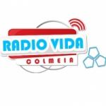 Logo da emissora Rádio Vida Colmeia
