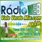 Logo da emissora Rádio Vale Verde Mix