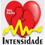 Logo da emissora Rádio Intensidade