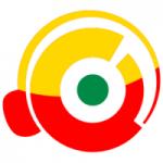 Logo da emissora Geração Reggae
