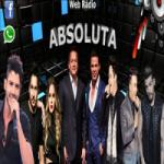 Logo da emissora Web R�dio Absoluta