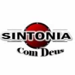 Logo da emissora Rádio Sintonia com Deus