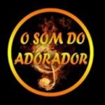 Logo da emissora Rádio O Som Do Adorador
