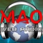 Logo da emissora Mao Web Rádio