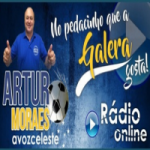 Logo da emissora R�dio A Voz Celeste Artur Moraes
