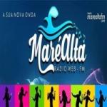 Logo da emissora Rádio Maré Alta FM