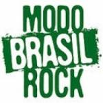 Logo da emissora R�dio Cidade Modo Brasil Rock