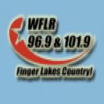 Logo da emissora WFLR 96.9 FM
