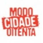 Logo da emissora Rádio Cidade Modo Oitenta