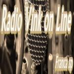 Logo da emissora Rádio Vink on Line