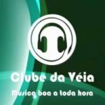 Logo da emissora Rádio Clube da Véia