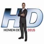 Logo da emissora Web Rádio Homem de Deus