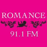 Logo da emissora Radio Romance 91.1 FM