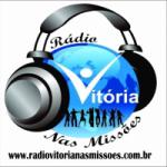 Logo da emissora Vitória Nas Missões