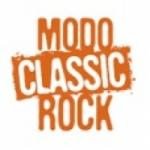 Logo da emissora Rádio Cidade Modo Classic Rock