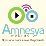 Logo da emissora Amnesya Webradio