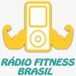Logo da emissora Rádio Fitness Brasil