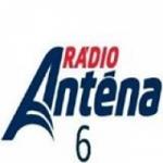 Logo da emissora Antena 6