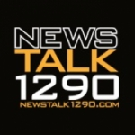 Logo da emissora News Talk 1290 AM