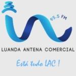 Logo da emissora Radio LAC 95.5 FM