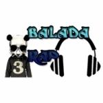 Logo da emissora Rádio Balada RAP