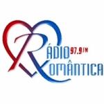 Logo da emissora Rádio Romântica 97.9 FM