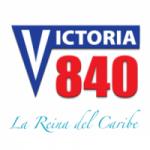 Logo da emissora Radio Victoria 840 AM