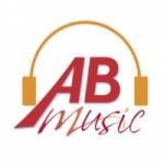 Logo da emissora Rádio Web AB Music