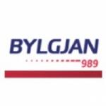 Logo da emissora Bylgjan  98.9 FM