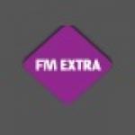 Logo da emissora FM Extra