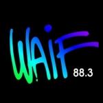 Logo da emissora WAIF 88.3 FM