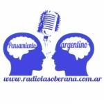 Logo da emissora Radio La Soberana
