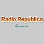 Logo da emissora Radio Rep�blica