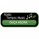 Logo da emissora Rádio Tempos Atuais