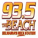 Logo da emissora Radio WZBH 93.5 FM