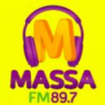 Logo da emissora Rádio Massa 89.7 FM