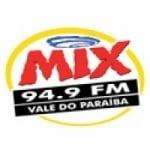 Logo da emissora R�dio Mix Vale do Para�ba 94.9 FM