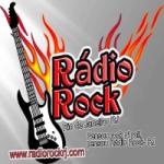 Logo da emissora Rádio Rock RJ