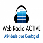Logo da emissora Web Rádio Active