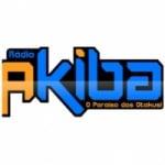 Logo da emissora Rádio Akiba